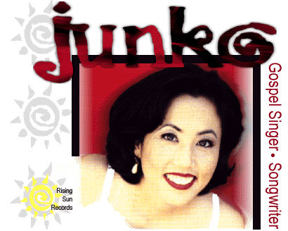 Check out her songs included in this compiliation c.d. called CHOICES from this great female Japanese American Christian artist from Southern California